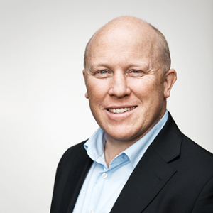Fraser Whineray (Chief Executive at Mercury NZ Limited)