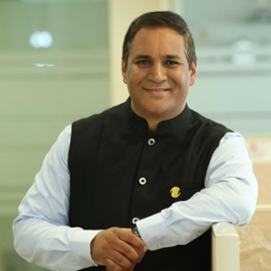 Vineet Rai (Founder & Executive Chair of Aavishkaar Group (India))