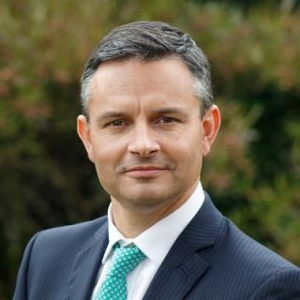 James Shaw (Minister for Climate Change | Minister of Statistics | Associate Minister of Finance)