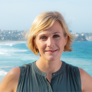 Zali Steggall OAM MP (Independent Federal Member for the seat of Warringah)