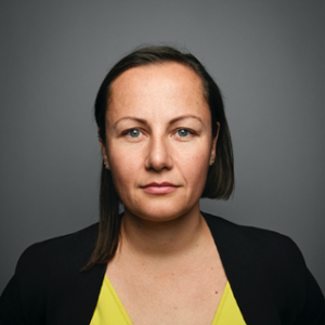Kirstin Hunter (Managing Director of Future Superannuation and Investments)