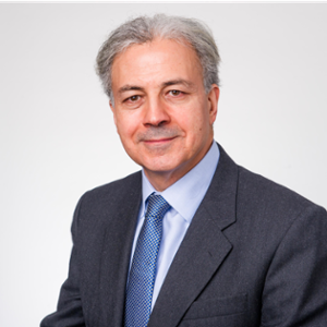 Saker Nussibeh (Chief Executive Officer at Hermes)