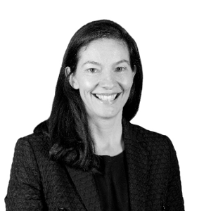 Hannah Simons (Head of Sustainability Strategy at Schroders)