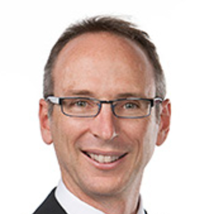 Dr Graham Sinden (Director of Climate Change and Sustainability practice at EY)